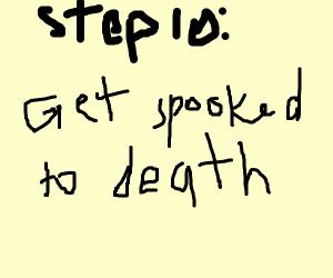 Step 9: hauntception