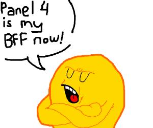 go away panel 2