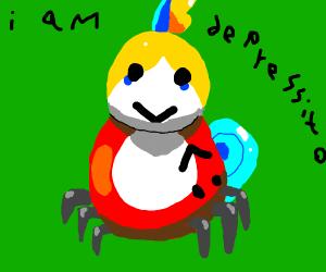 roblox spider is depressito
