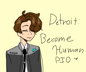 detroit: become human p.i.o (pass it on)