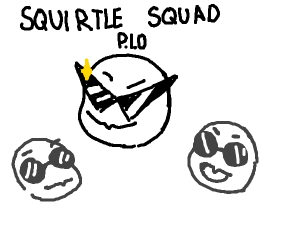Squirtle Squad P.I.O