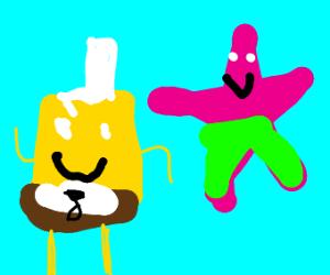 Spongebob & Patrick-ish