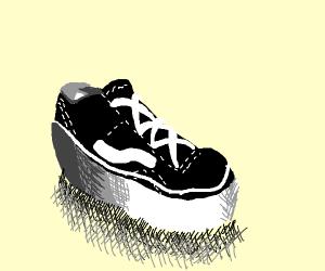 Old skool Vans sneaker!