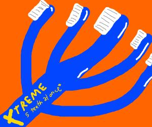 Extreme Toothbrush