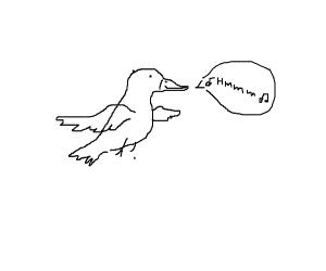 Hummin bird
