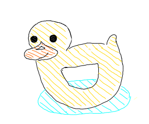 drawception duck