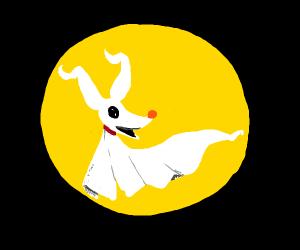 Jack Skellington's dog Zero