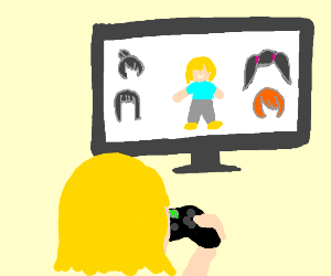 New xbox wook avatar