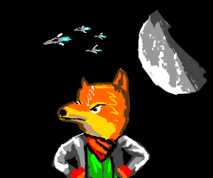 Star fox squadron