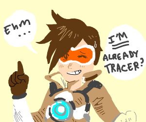 NOBODY IS TRACER
