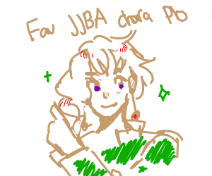Fav JJBA Character PIO