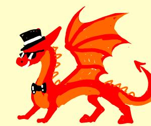 Fancy/Dapper Dragon