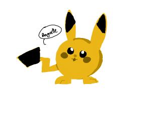 french round pikachu