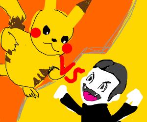 Pikachu vs Vampires