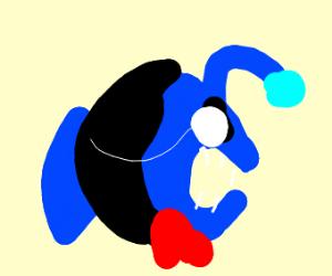 Classy Anglerfish