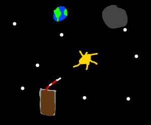 Space Milkshake