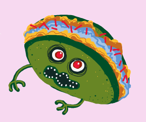 taco bell mutant