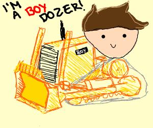 Boy Dozer