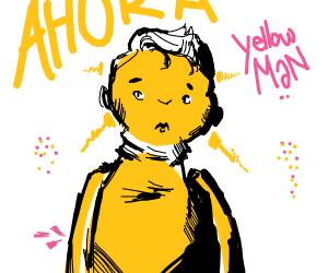 Ahora Yellow man