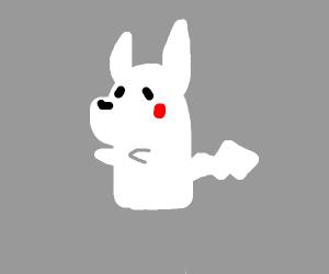 Ghost Pikachu