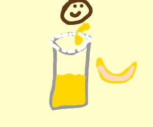 Shot lemon
