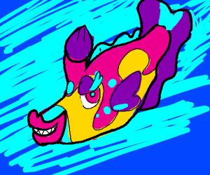 Random fish pokemon