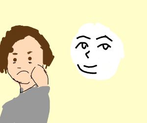 Meme face and you (drawer)