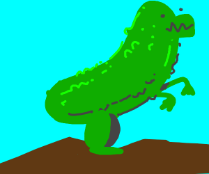 pickle saur