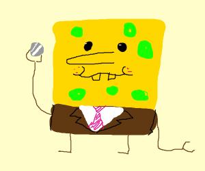 spongebobs living quarters