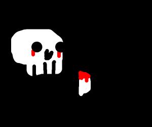 Morte needs more blood