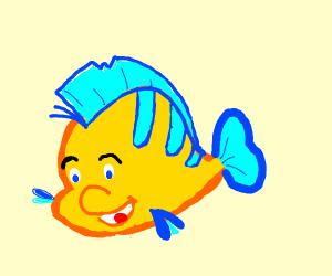 Mr flounder