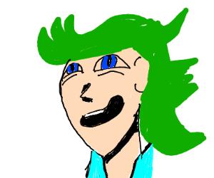 Fabulous anime guy
