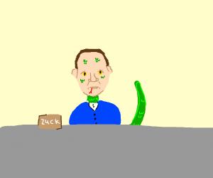 mark zuckerberg is a lizard