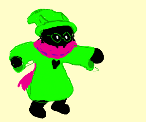 Ralsei naes naes on the fools