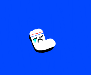 lonely sock