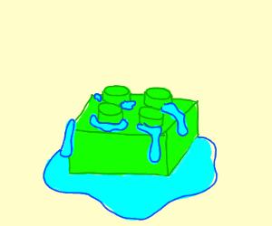 Wet Lego