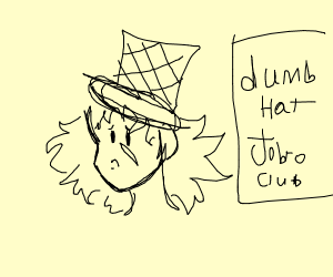 dumb hat JoBro club