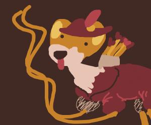 noodle armed robin hood
