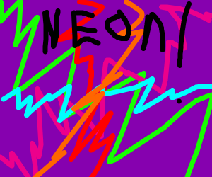 neon time!