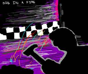 Die In a Fire by The Living Tombstone