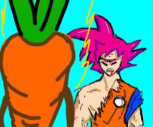 carrot kills super sayan goku