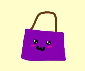A Kawaii handbag