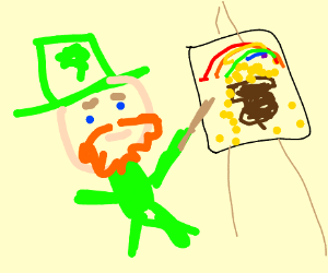 Leprechaun Artwork
