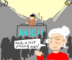 Avicii has old fans