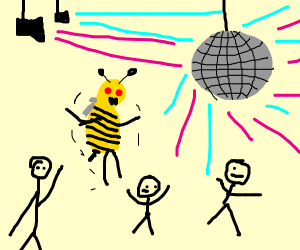 Bee! At the Disco