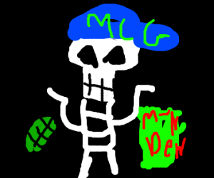 Modern Skeleton