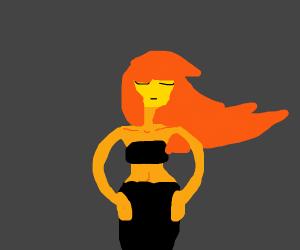 Sun Goddess??