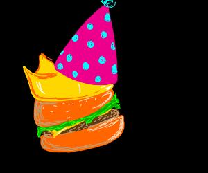 Burger King's Birthday
