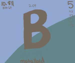 Boron (element)