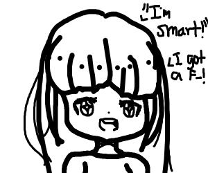 """""""I'M SMART!"""""""